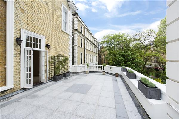 properties to rent 2 bedroom Apartment SOUTHWELL GARDENS, SOUTH KENSINGTON, SW7
