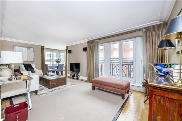 properties to rent 2 bedroom Apartment WRIGHTS LANE, KENSINGTON, W8