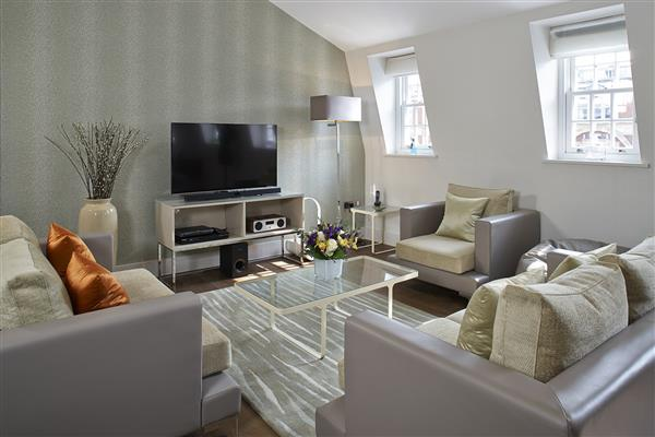 properties to rent 2 bedroom Serviced Apartment BROMPTON ROAD, KNIGHTSBRIDGE, SW3,