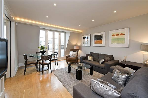 properties to rent 2 bedroom Serviced Apartment CORNWALL GARDENS, SOUTH KENSINGTON, SW7