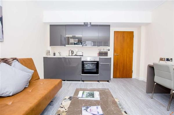 properties to rent 2 bedroom Serviced Apartment ROLAND GARDENS, SOUTH KENSINGTON, SW7.