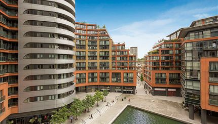4B MERCHANT SQUARE EAST, PADDINGTON, W2