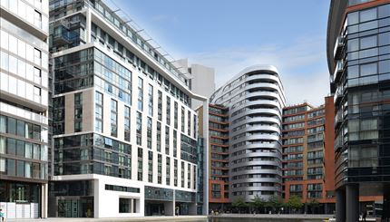 4B MERCHANT SQUARE, PADDINGTON BASIN, W2