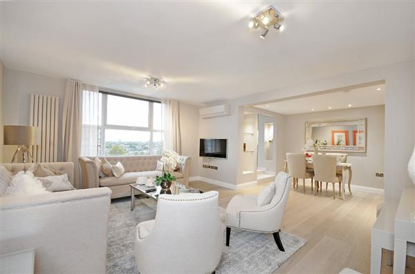 properties to rent 3 bedroom Apartment BOYDELL COURT, ST JOHN'S WOOD PARK, NW8.