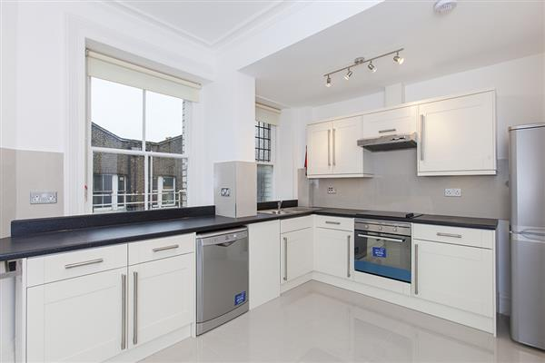 properties to rent 3 bedroom Apartment CABBELL STREET, MARYLEBONE, NW1