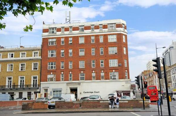 properties to rent 3 bedroom Apartment CAMBRIDGE COURT, MARBLE ARCH, W2