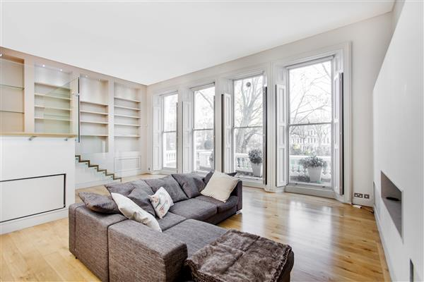 properties to rent 3 bedroom Apartment COURTFIELD GARDENS, SOUTH KENSINGTON, SW5