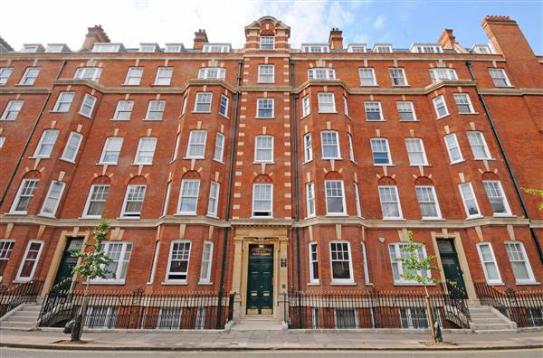 properties to rent 3 bedroom Apartment CUMBERLAND MANSIONS, MARYLEBONE, W1
