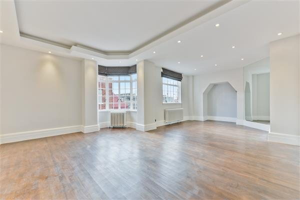 properties to rent 3 bedroom Apartment GEORGE STREET, MARYLEBONE, W1
