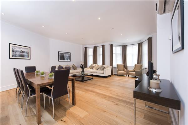 properties to rent 3 bedroom Apartment HANS CRESCENT, KNIGHTSBRIDGE, SW1