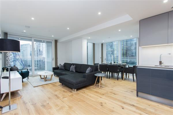 properties to rent 3 bedroom Apartment HERMITAGE STREET, PADDINGTON BASIN, W2