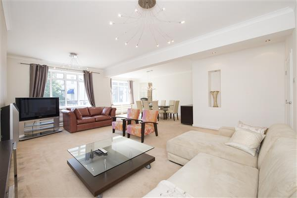 properties to rent 3 bedroom Apartment LANCASTER TERRACE, BAYSWATER, W2