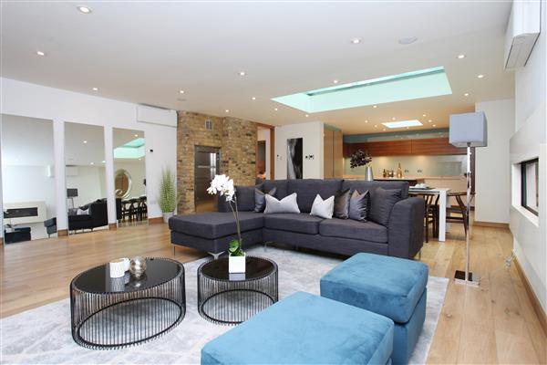properties to rent 3 bedroom Apartment LEINSTER MEWS, LANCASTER GATE, W2