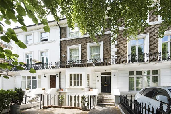 MARLOES ROAD, KENSINGTON, W8
