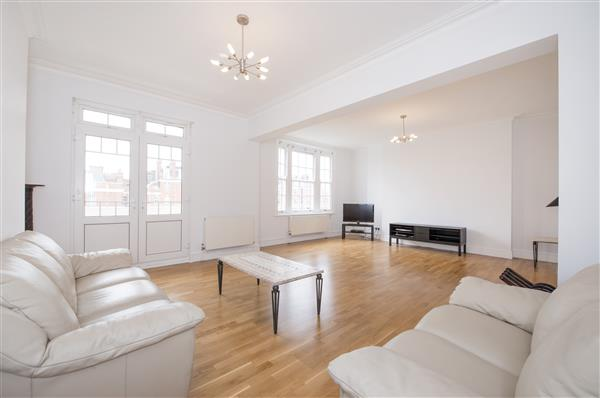 properties to rent 3 bedroom Apartment RODNEY COURT, MAIDA VALE, W9