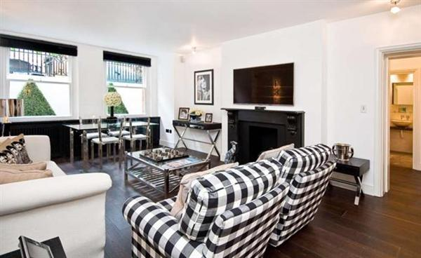 properties to rent 3 bedroom Apartment RUTLAND GARDENS, KNIGHTSBRIDGE, SW7