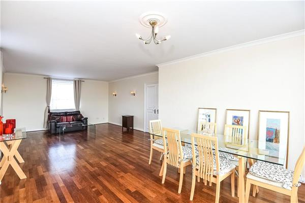 properties to rent 3 bedroom Apartment SOMERSET SQUARE, HOLLAND PARK, W14