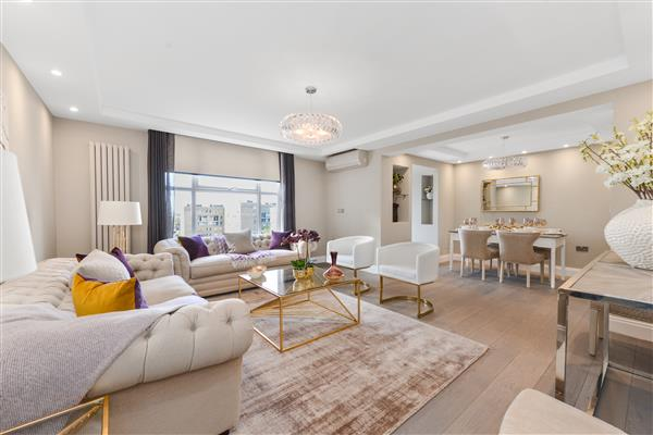properties to rent 3 bedroom Apartment ST JOHN'S WOOD PARK, SWISS COTTAGE, NW8