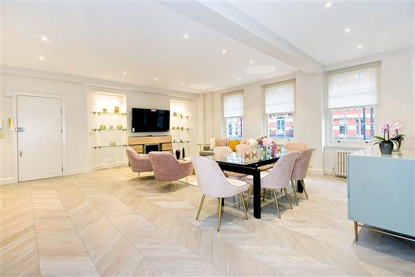 properties to rent 3 bedroom Apartment WESTCHESTER HOUSE, MARBLE ARCH, W2