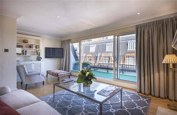 properties to rent 3 bedroom Serviced Apartment BASIL STREET, KNIGHTSBRIDGE, SW3