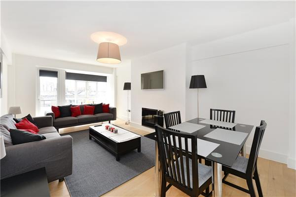 properties to rent 4 bedroom Apartment PORTSEA HALL, MARBLE ARCH, W2