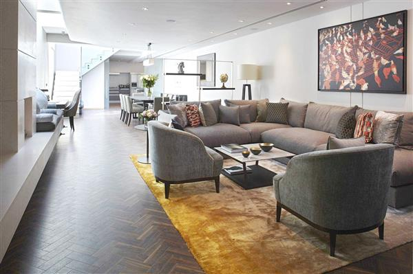 properties to rent 4 bedroom House CHEVAL PLACE, KNIGHTSBRIDGE, SW7
