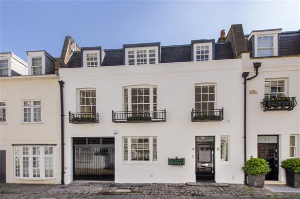 EATON MEWS NORTH, BELGRAVIA, SW1