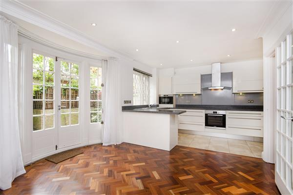 properties to rent 4 bedroom House MELBURY ROAD, HOLLAND PARK, W14