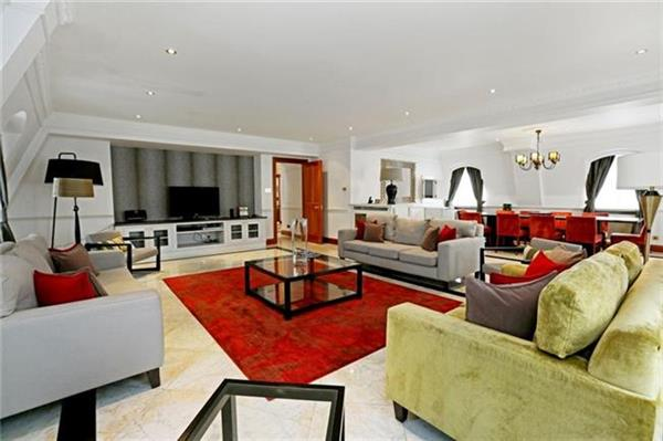 properties to rent 4 bedroom Serviced Apartment PRINCE OF WALES TERRACE, KENSINGTON, W8