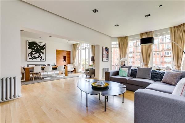properties to rent 5 bedroom Apartment OAKWOOD COURT, HOLLAND PARK, W14