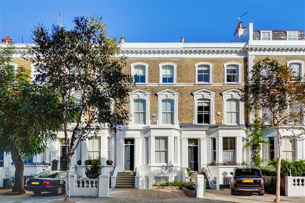 properties to rent 5 bedroom House SCARSDALE VILLAS, KENSINGTON, W8
