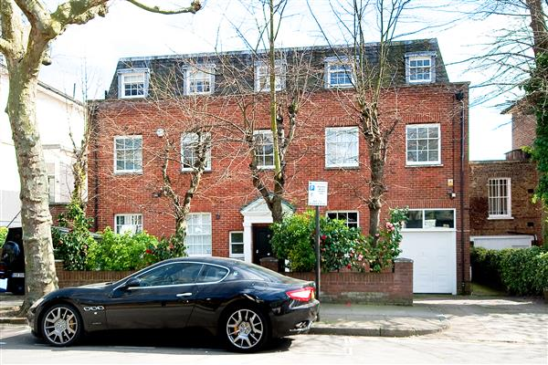 properties to rent 7 bedroom House SPRINGFIELD ROAD, ST JOHN'S WOOD, NW8