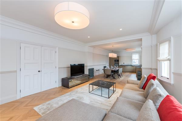 properties to rent 3 bedroom Apartment ABERDEEN PLACE, ST JOHN'S WOOD, NW8