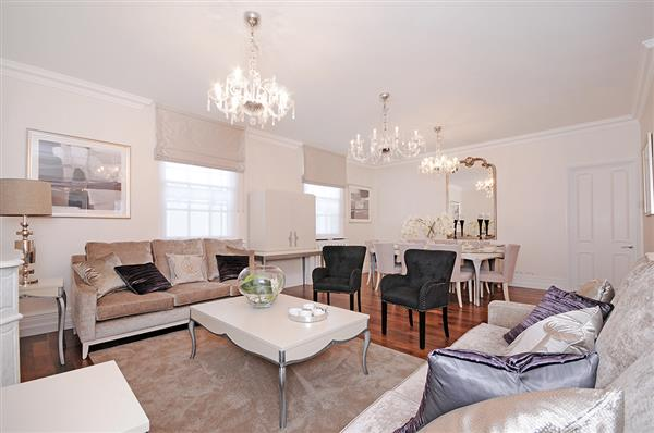 properties to rent 3 bedroom Apartment GROSVENOR SQUARE W1