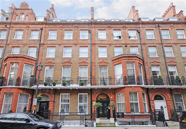 properties to rent 1 bedroom Apartment NOTTINGHAM PLACE, MARYLEBONE W1
