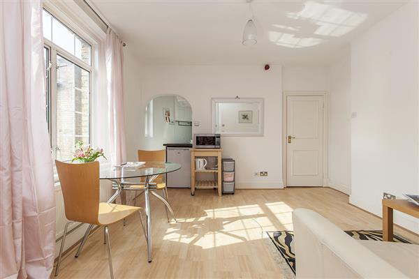 properties to rent Studio Apartment HARROWBY STREET, MARYLEBONE, W1