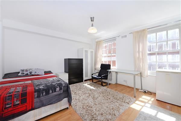 properties to rent Studio Apartment KENDAL STREET, MARBLE ARCH, W2
