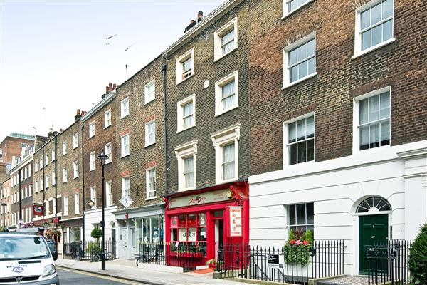 properties to rent Studio Apartment NEW QUEBEC STREET, MARYLEBONE, W1