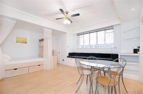 properties to rent Studio Apartment OLD MARYLEBONE ROAD, MARYLEBONE, NW1