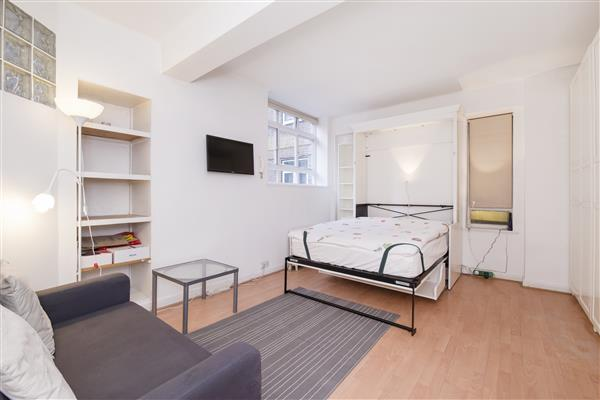 properties to rent Studio Apartment PORTSEA PLACE, MARBLE ARCH, W2