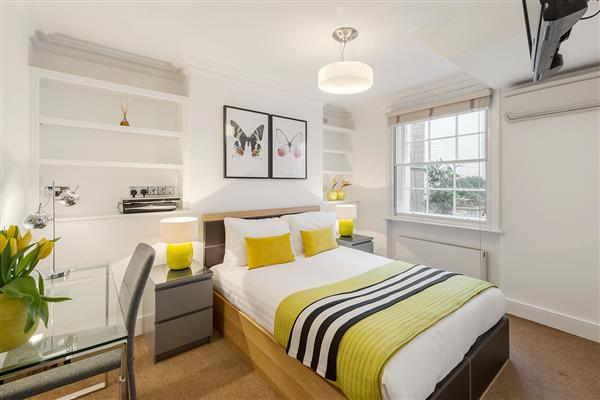 properties to rent Studio Serviced Apartment GLOUCESTER PLACE, REGENT'S PARK, NW1